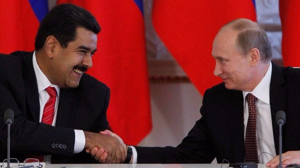 Rusya'dan Venezuela'ya 'sızma girişimine' yönelik destek