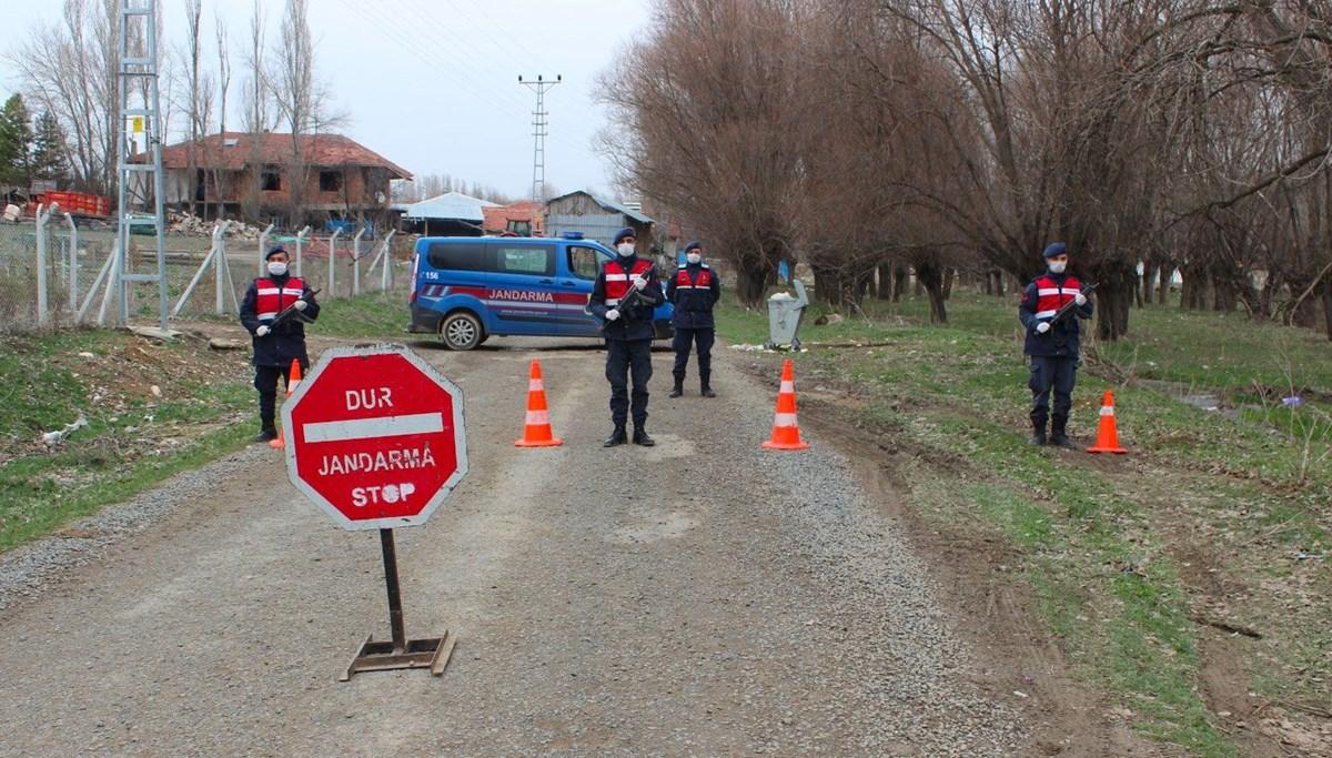 Siirt Valiliği: 3 köy ve 5 mezra karantinaya alındı