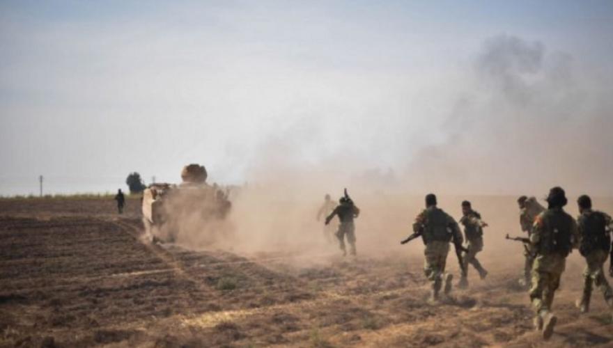 SOHR: Esad rejimi ve SMO idlib'de çatıştı!