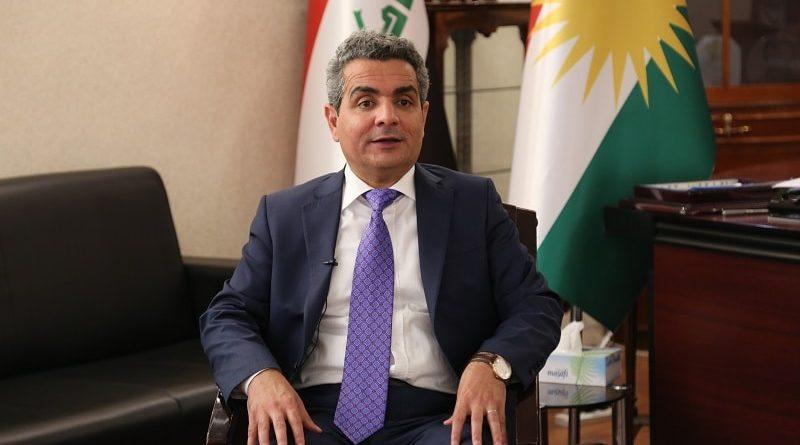 Erbil Valisi: İkinci aşamada sorumluluk sizde