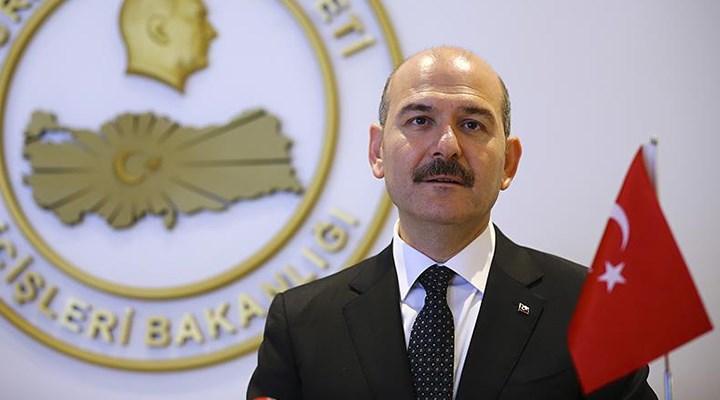 Süleyman Soylu, görevinden istifa etti...
