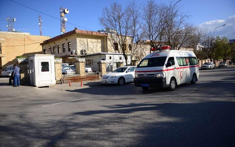 Süleymaniye ve Halepçe'de yeni vakalar tespit edildi