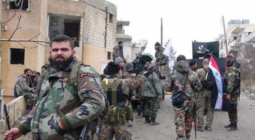 Esad güçleri ile işbirliği yapılan güçler arasında çatışma