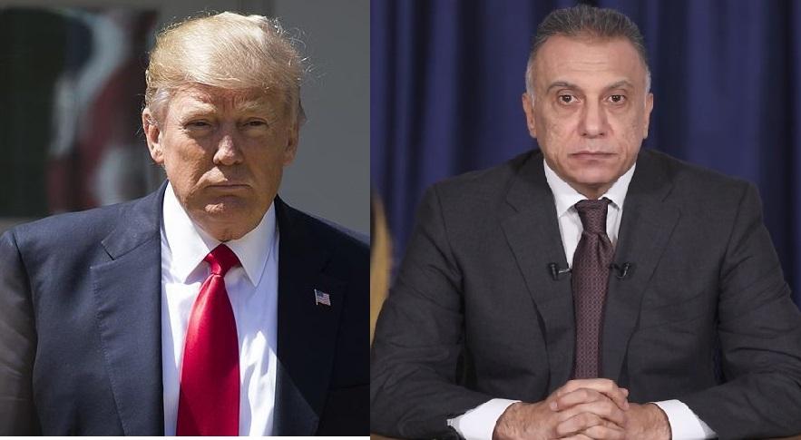 Irak: Kazımi ve Trump telefondan görüştü