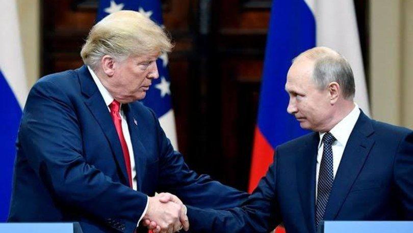 Putin-Trump, Covid-19 ve Petrol piyasasını görüştü