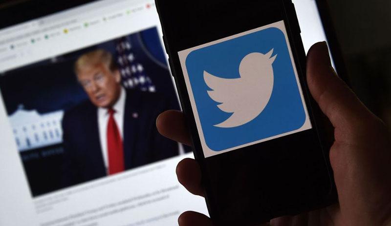 Trump ile Twitter arasındaki kriz büyüyor: Mesajını sınırladı