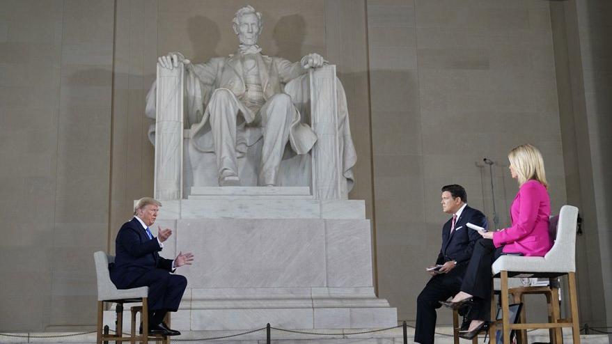 ABD Başkanı Kovid-19 aşısı için tarih verdi