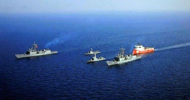 5 ülkeden Doğu Akdeniz açıklaması: Türkiye'ye kınama