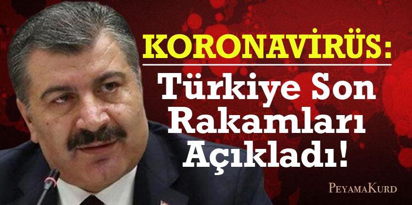 Türkiye'de ölü sayısı 908'e, vaka sayısı 42 bine ulaştı