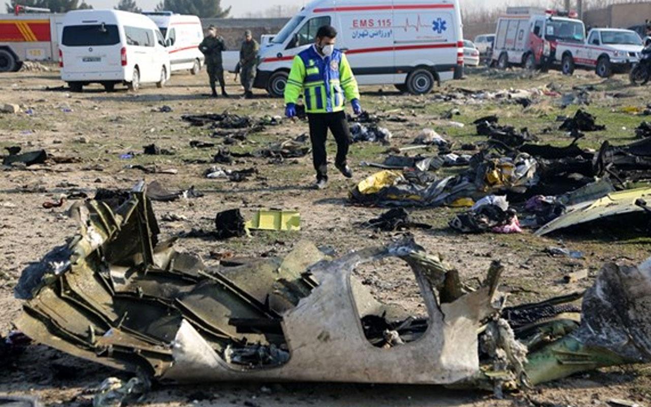 Ukrayna İran'ın düşürdüğü uçak için oraya başvuracak