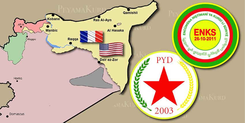 """""""ABD, Kürdistan Bölgesi tecrübelerini Rojava'da da hayata geçirmeli"""""""