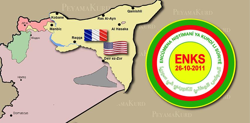 ENKS'den YPG özrüne ilişkin açıklama: Önemli bir adım ancak...