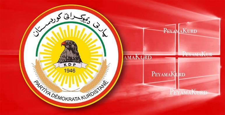 KDP: Türkiye ve PKK'nin Kürdistan'da ortak stratejik amaçları var