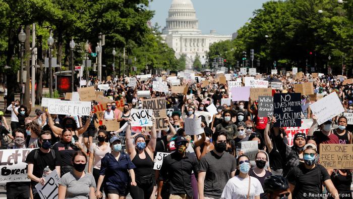 Trump, Antifa'yı terör örgütü olarak ilan etti