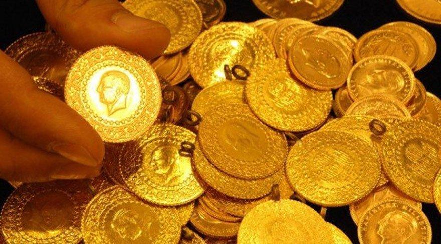 Altın yine yükselişte: Zirveyi zorluyor