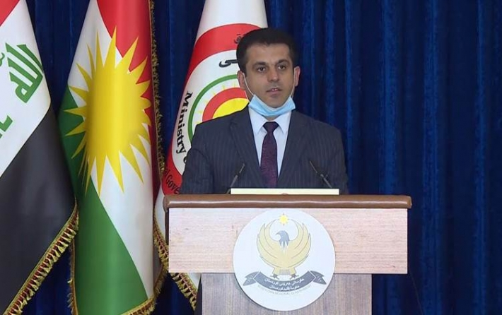 Kürdistan Sağlık Bakanlığı'ndan artan vakalarla ilgili açıklama