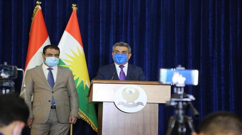 Erbil Valisi: Sokağa çıkma yasağı kaldırıldı...