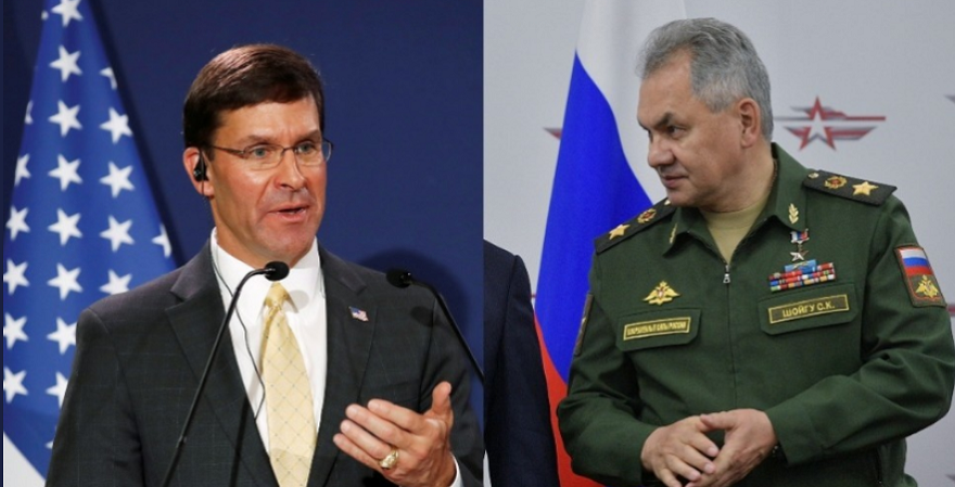 Rusya ve ABD, bozulan silah kontrolü anlaşmasını görüştü