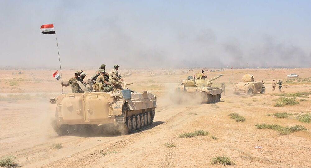 Irak Ordusu, Zaho'da 3 noktaya birlik yerleştirdi