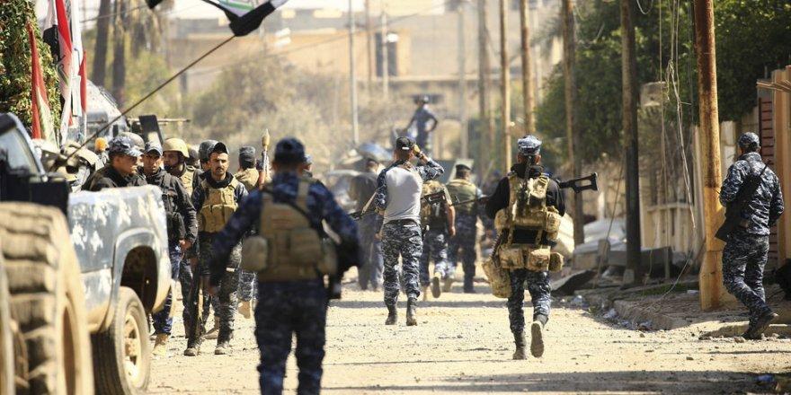 IŞİD, Musul'da Irak güçlerine saldırdı: 3 ölü, 1 yaralı...