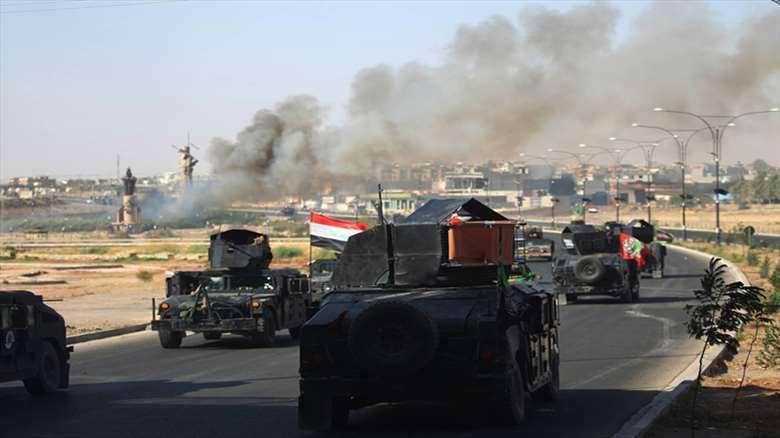 KDP'li yetkili: Irak takviye güç yolladı!