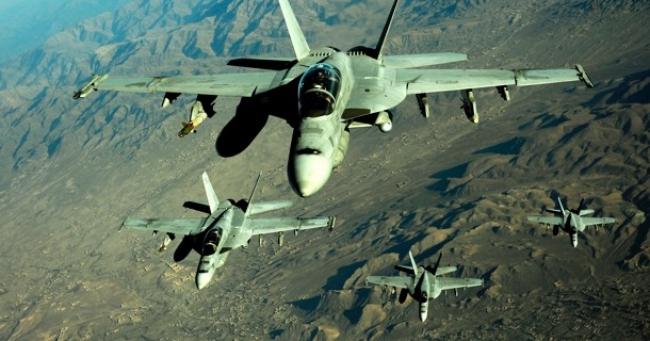 Karaçok Dağı | Koalisyon'dan IŞİD'e hava operasyonu
