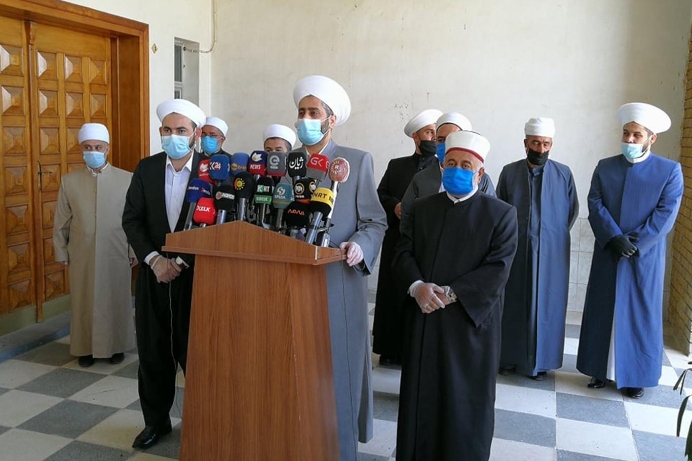 Erbil | Kürdistan Alimler Birliği'nden uyarı