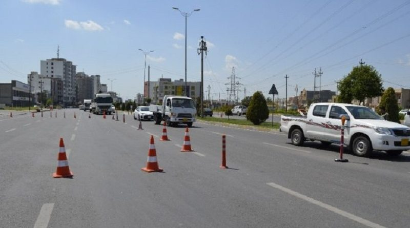 Kürdistan'da şehirlerarası seyahat yasağı 15 Haziran'a uzatıldı