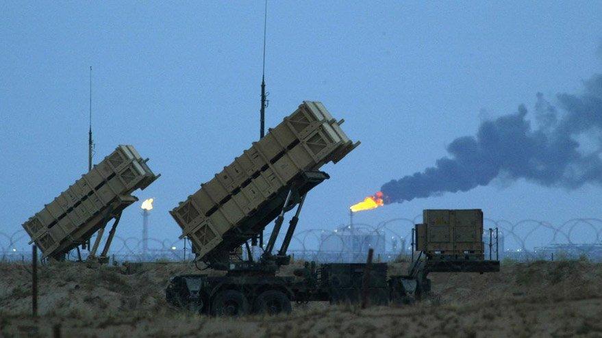 ABD, Deyr ez Zor'da Patriot sistemlerini yerleştirdi
