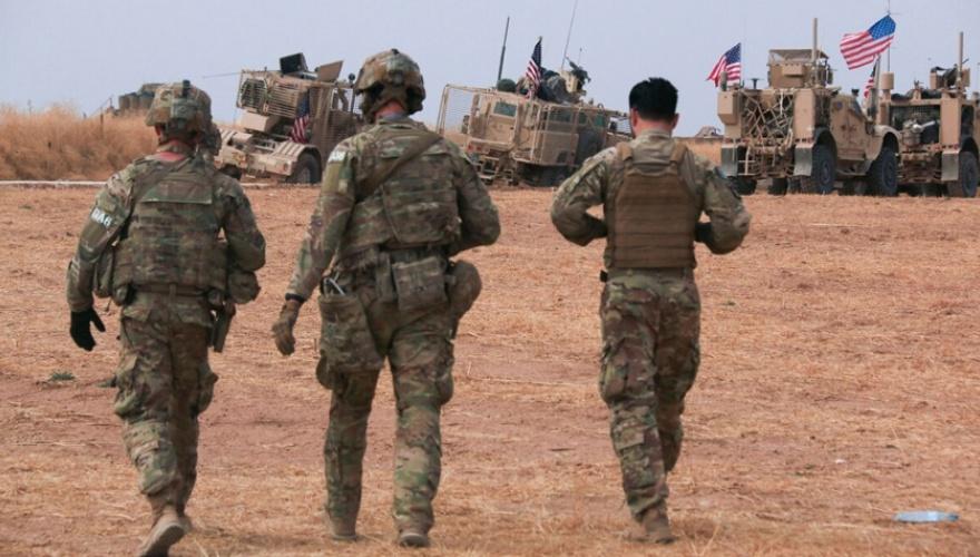 Pentagon, Irak üzerinden Rojava'ya 400 askeri gönderdi