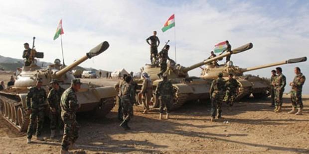 Peşmerge Bakanlığı: TSK 20 km, İran 10 km sınırımıza girdi