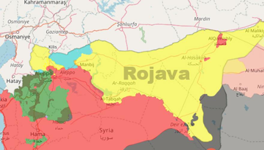 Efrin'den Kürtlere çağrı: Bölünmüşlüğü bırakın, birleşin!