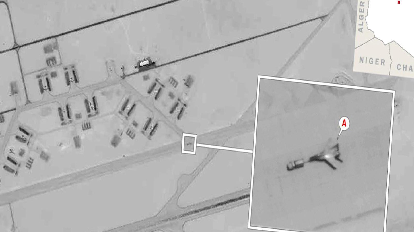ABD: Rusya Hafter'e destek için savaş uçağı yolladı