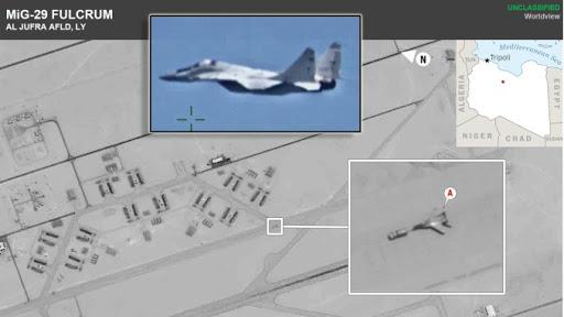 ABD, Rusya'nın gönderdiği uçaklar henüz kullanılmadı