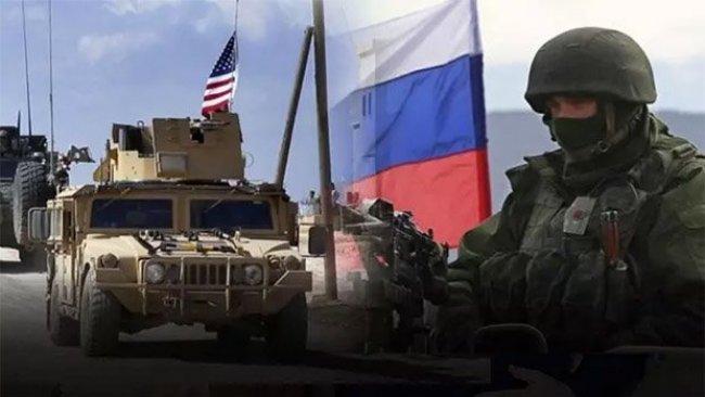 Rojava'da ilk: ABD ve Rusya'dan Haseke'de ortak devriye...