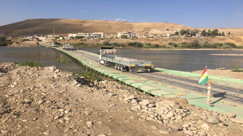 Kürdistan ve Rojava'yı bağlayan sınır kapısı açıldı