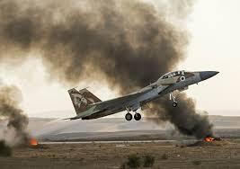 İsrail'den Suriye'deki askeri alanlara hava saldırısı: Ölü ve yaralılar var