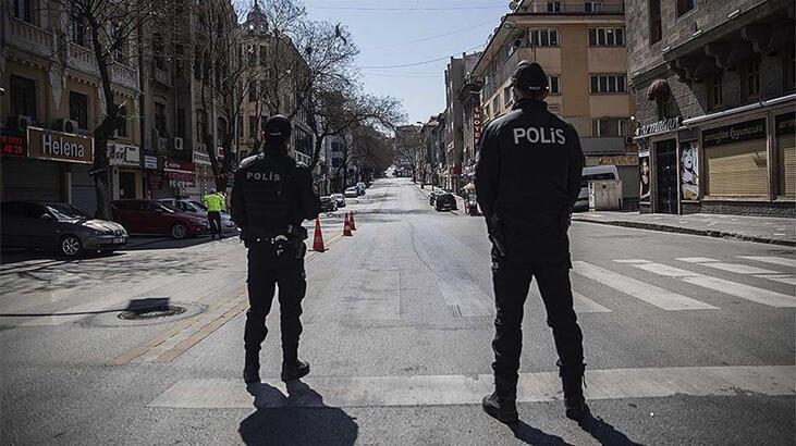 Türkiye: 9 bin 877 kişiye adli ve idari işlem yapıldı