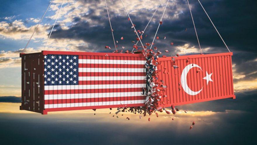 'Türkiye'ye yaptırım' konusuna ilişkin ABD'den açıklama