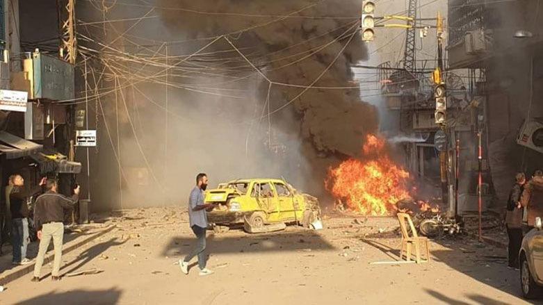 Serekaniye'de bombalı saldırı!