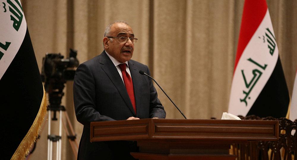 Abdulmehdi açıkladı: İstifamı sunacağım