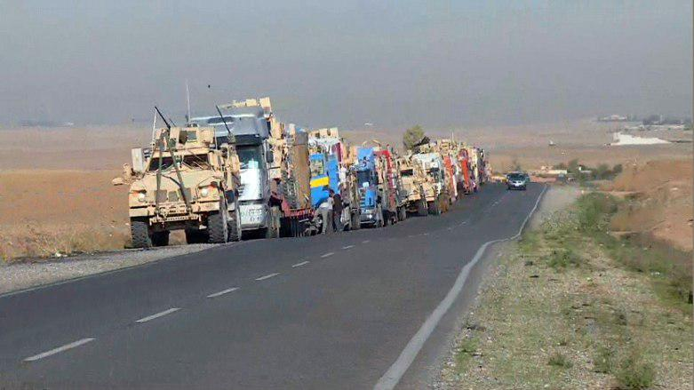 IŞİD saldırılarına karşı Koalisyondan Xaneqin'e askeri güç