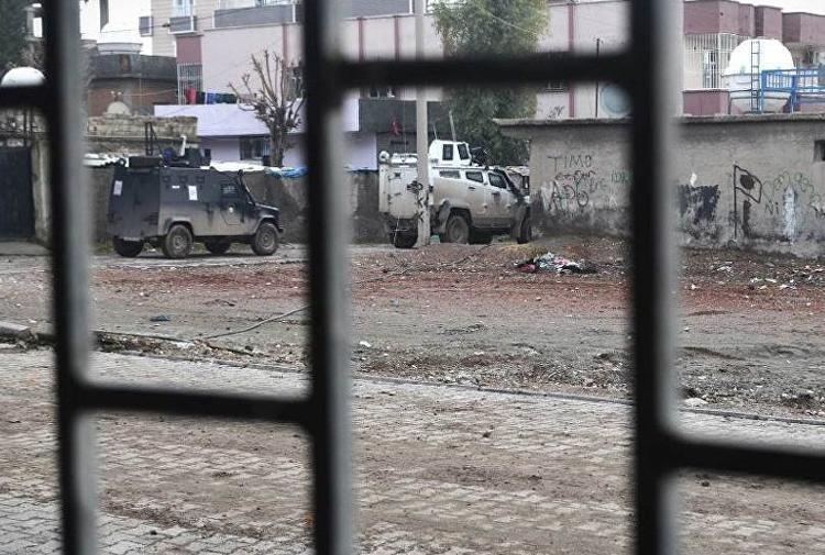 Bitlis ve Mardin'de birçok mezrada sokağa çıkma yasağı ilan edildi