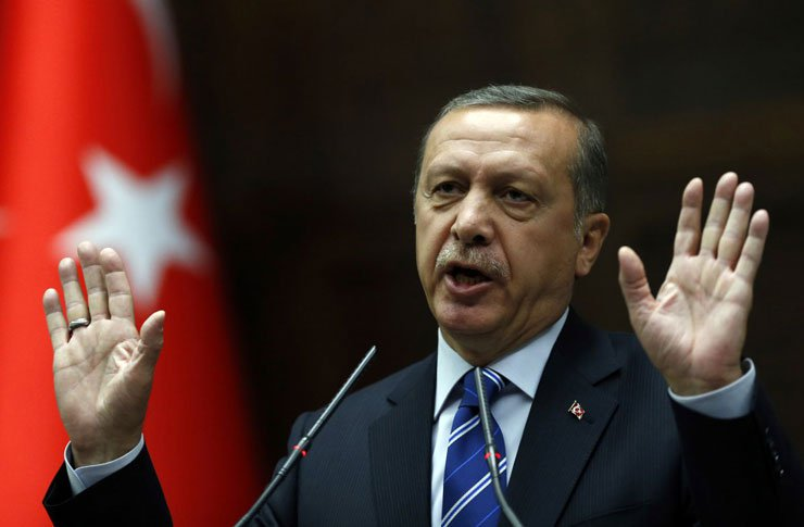 Erdoğan'dan dikkat çeken NATO açıklaması