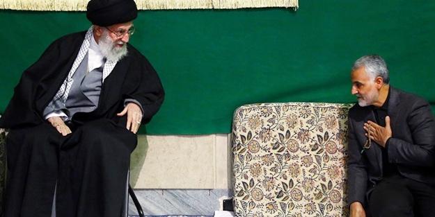 İranlı Dini lider Hamaney'den ABD'ye sert mesaj