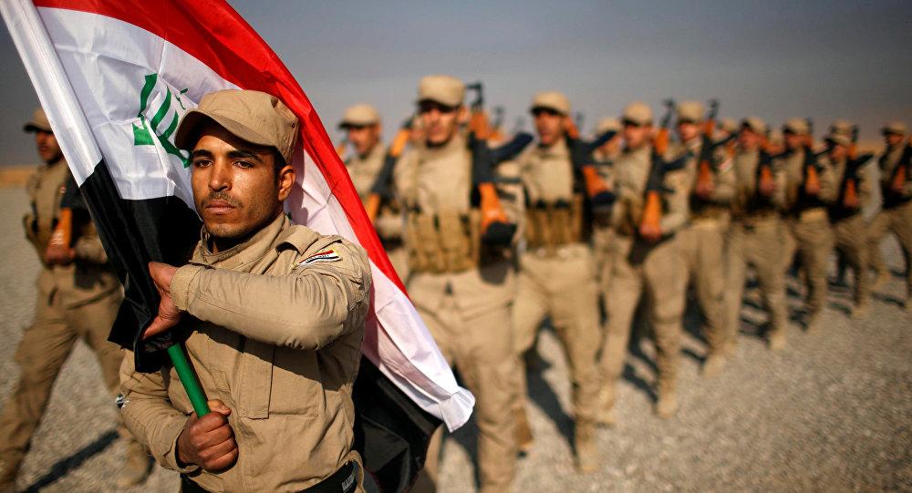 Haşdi Şabi grupları ABD'ye karşı İran'da toplandı