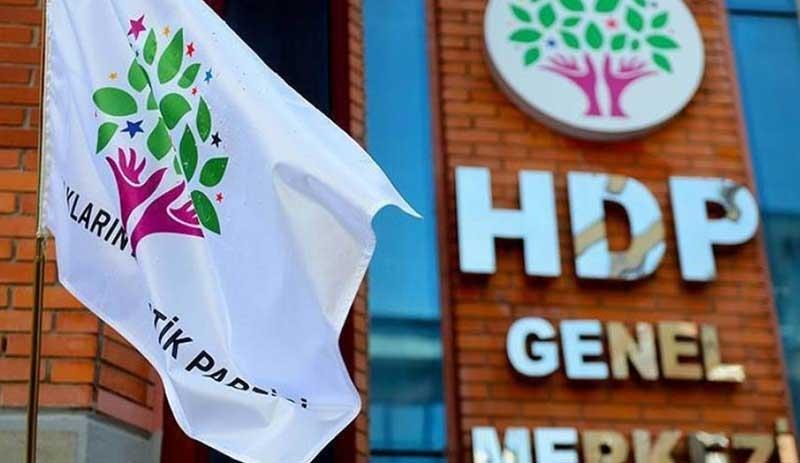 HDP'den bir heyet Kürdistan Bölgesi'nde