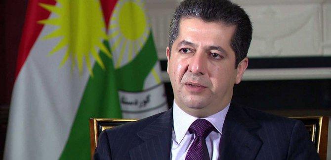Kürdistan BölgesiBaşbakanı Mesrur Barzani Ürdün'e gidiyor