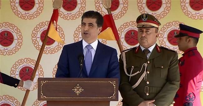 نێچیرڤان بارزانی : پێشمەرگە دەبێ هێزێكی یەكگرتووی كوردستان یانەی نیزامی بێت